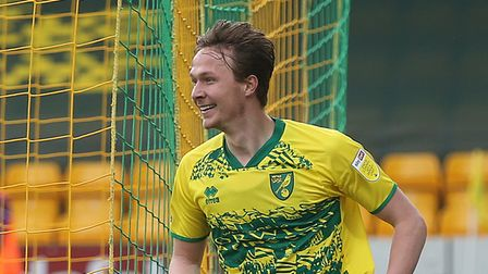 Kieran Dowell knows he made the right move joining Norwich City from Everton