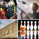 Bowling, music, arcades and museums