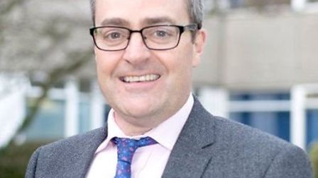 Michael Chilvers, medical director at the East and North Hertfordshire NHS Trust