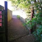 Stirling Way Moneyhole park path