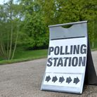 Polling Station at Christchurch Park