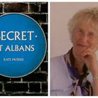 Author Kate Morris wrote 'Secret St Albans' to explore the hidden history of the city