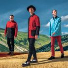 Maximo Park join Feeder and James at the opening concert of Heritage Live's Kenwood series 2021