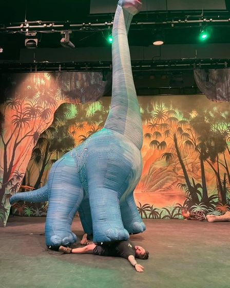 Meet dinosaurs of all different sizes and species as Dinomania comes to Norfolk.