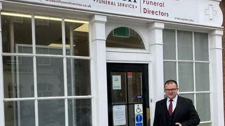 new funeral service for wisbech