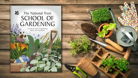 The National Trust School of Gardening, by Rebecca Bevan