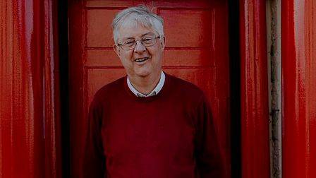 Mark Drakeford poses for a picture after the May elections in Wales