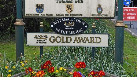 Godmanchester is Huntingdonshire's smallest market town.