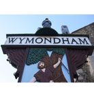 Wymondham town sign. Picture: DENISE BRADLEY