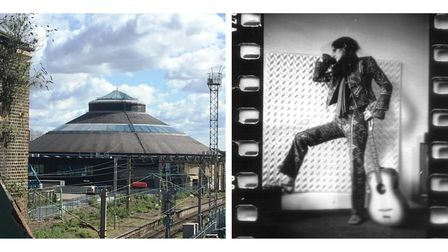 The Roundhouse and Di Clay