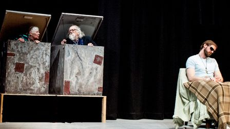 Samuel Beckett's Endgame is on at the Abbey Theatre in St Albans