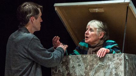 Samuel Beckett's Endgame can be seenat the Abbey Theatre in St Albans.