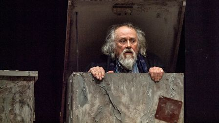 Samuel Beckett's Endgame is on at the Abbey Theatre in St Albans from Tuesday, May 18.