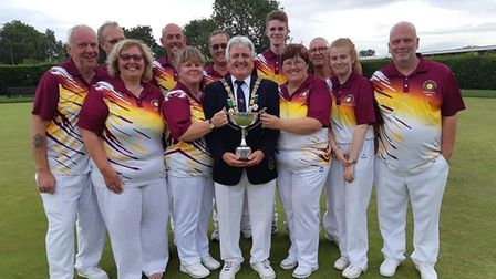 Sawtry Bowls Club welcomes members of all ages.