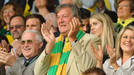 Norwich City V Ipswich Town derby play-off at Carrow Road. Stephen Fry. Picture: DENISE BRADLEY