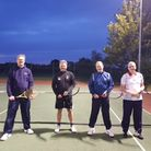 Clevedon LTC's men are back in Avon Summer League action