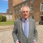 Cllr John Hart, leader of Devon County Council