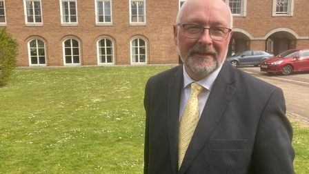 Cllr Alan Connett, leader of the Liberal Democrat group on Devon County Council