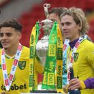 A second Championship title for Norwich City youngsters Max Aarons and Todd Cantwell