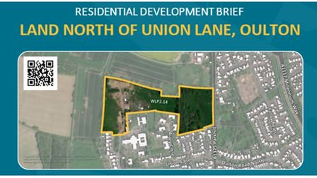 """A """"residential development brief"""" document has been launched for a housing development site in Oulton."""