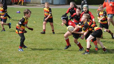 Full contact rugby