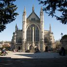 Winchester Cathedral, a Grade I listed property and one of the most iconic Cathedral's in England