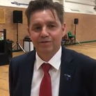 Nik Johnson is the new Mayor of Cambridgeshire and Peterborough.
