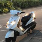 The Yamaha NXC 125 Cygnus stolen from Lowestoft's High Street over the weekend.