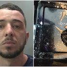 Huntingdon drug dealer Fabio Vargas has been jailed for more than two years.