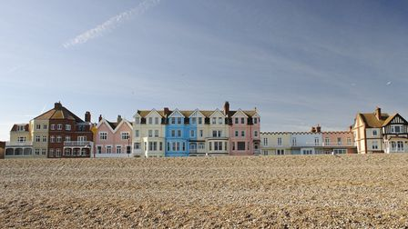 The Red House from Britten's Aldeburgh walk