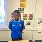 Levels youngster Tomiwa has signed for Charlton Athletic