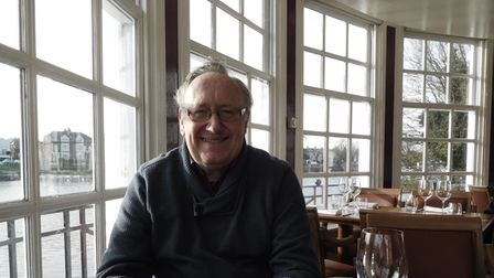 Kelvin Sanderson, who founded theMuseum of Funeral History in Islington