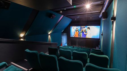 Lexi Cinema is opening on May 17 with a new second screen