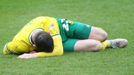 Kenny McLean is out of Scotland's European Championships tilt after a knee injury in Norwich City's league finale