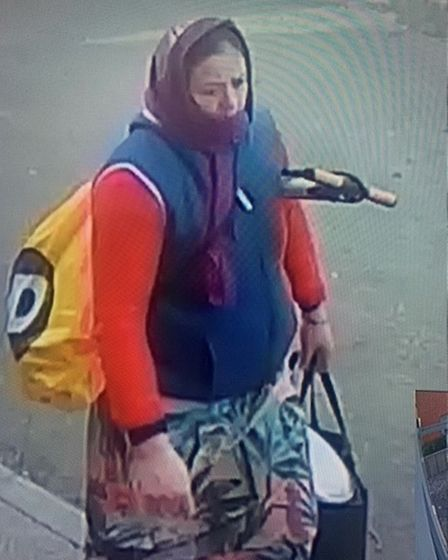 Police believe those pictured could help with the investigation