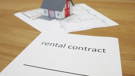 Buying property and renting it out can be a rewarding investment.