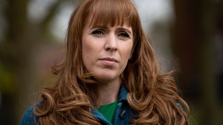File photo dated 21/4/2021 of Deputy Labour leader Angela Rayner who has been sacked as party chairm
