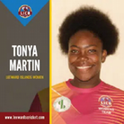 Tonya Martin has joined Crouch End CC