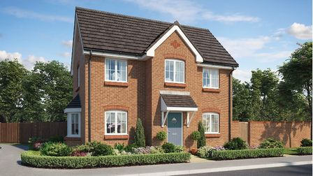 Bellway Homes is offering house hunters the chance to view the 75 new properties near Ipswich digitally