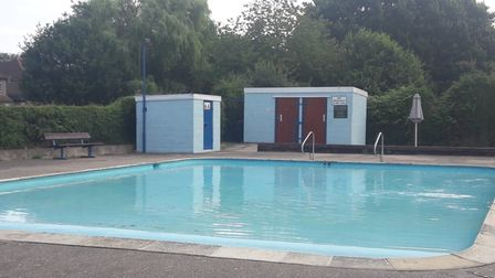 The paddling pool in London Colney will be replaced with a splash pad.