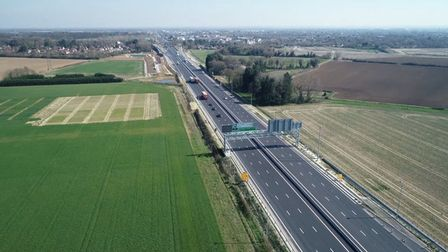 A14 road project will be rolled out across the country.