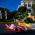 Goodmayes Alex Lynn finished in the points at Monaco E-Prix
