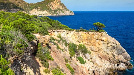 Temperatures can reach boiling point along the Balearic Mediterranean. Photo: Perszing1982