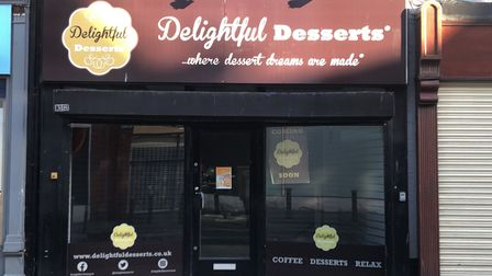 Delightful Desserts Great Yarmouth
