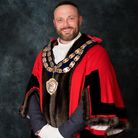 The mayor of Weston, councillor James Clayton.