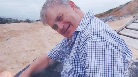 Michael Crowe, who has been reported missing from his home in Norwich
