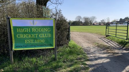 High Roding triumphed over Springfield and Rankins.