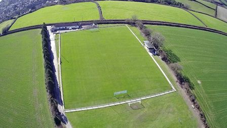 Pitch maintenance grant at Beer Albion FC