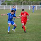 Redbridge in action against DTFC in the Len Cordell Memorial Cup