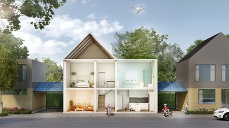 From home drones to pet-caring robots, the way we live is set to change.